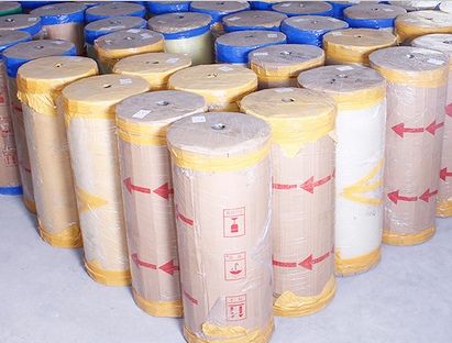 What is the role of Adhesive tape?